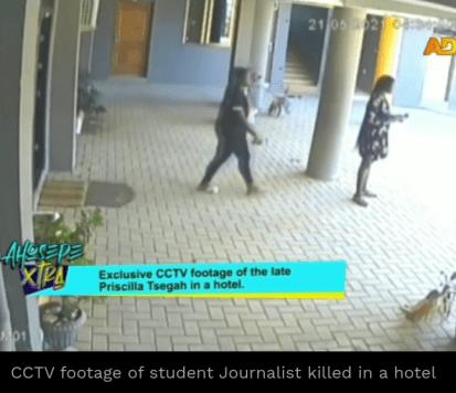 Student-Journalist Found dead