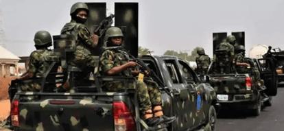 Troops foil Attack on base