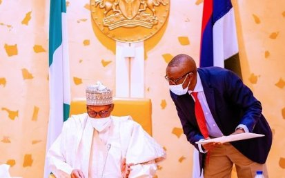 President Buhari Presides Over Emergency Security Meeting