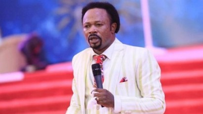 Prophet Iginla Defends TB Joshua, Attacks Chris Okotie, Others Over Offensive Comments