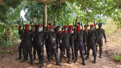 Security Operatives Arrest IPOB Members Behind Killing Of Police Officers In Akwa Ibom