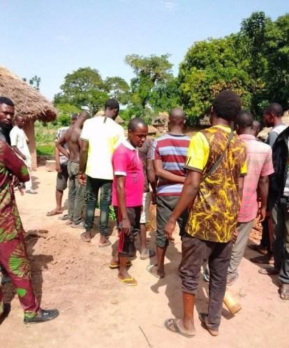 See Photos As Suspected Fulani Herdsmen Kill Pregnant Woman In Nasarawa