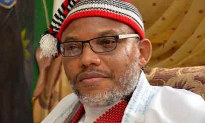 Why I Jumped Bail, Escaped From Nigeria - Nnamdi Kanu