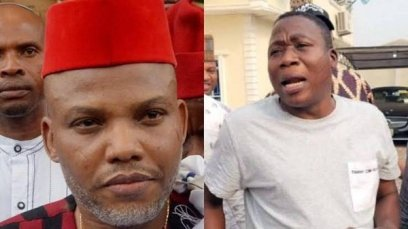 Difference Is Clear Between Nnamdi Kanu And Sunday Igboho