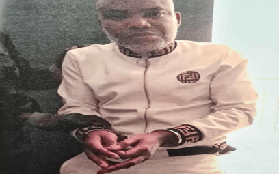 IPOB Raises The Alarm Over IPOB Leader, Nnamdi Kanu's Deteriorating Health