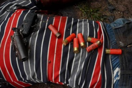 See Photos As Notorious Armed Robber Who Terrorizes POS Operators Is Shot Dead In Imo