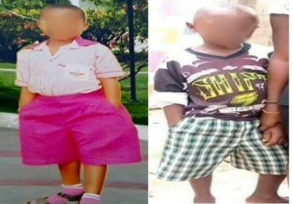 See Photos Of The 2 Children Abducted In Benue Found Dead