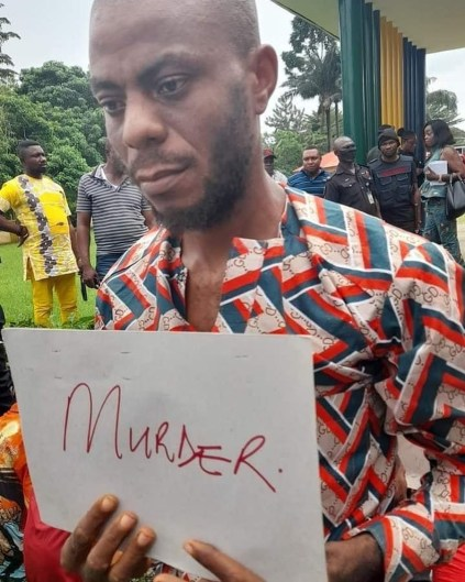 She Was Making My Manhood Rise Spiritually - Man Who Killed And Beheaded His Aunt In Cross River Confesses