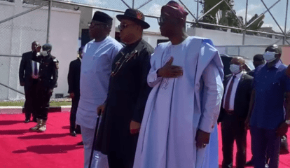 Southern Governors Meet In Lagos Over State Of The Nation