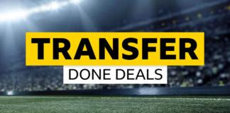 Transfer news: Done deals during August 2021