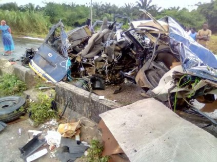 4 Dead, Many Injured In Fatal Auto Crash In Delta