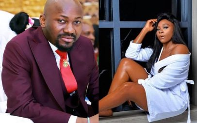Apostle Suleman opens up on Chioma Ifemeludike's sexual allegation