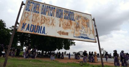 Bandits Release 15 Kidnapped Bethel Baptist High School Students