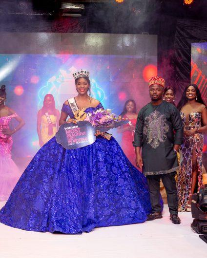 Florret Eweka Emerges Most Beautiful Face In Nigeria 2021