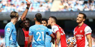 Manchester City 5 Vs Arsenal 0 - EPL FT