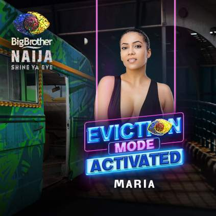 Maria Evicted From The 2021 Big Brother House