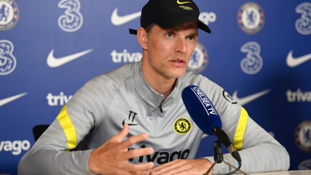 Romelu Lukaku: Thomas Tuchel outlines how Chelsea's record signing could fit into his team against Arsenal