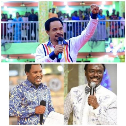 'When I look at you, I see that you are possessed. Stop talking ill of T.B Joshua - Odumeje slams Chris Okotie for condemning TB Joshua