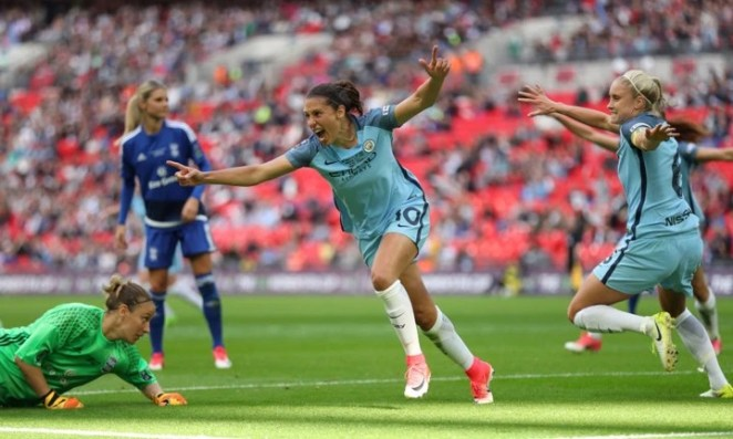 United States legend and former City star Carli Lloyd has announced her retirement from football.