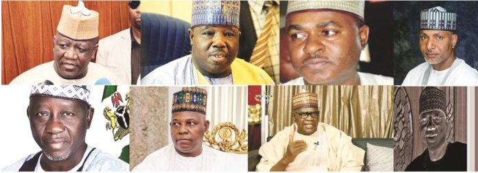 11 In Race For APC National Chairman