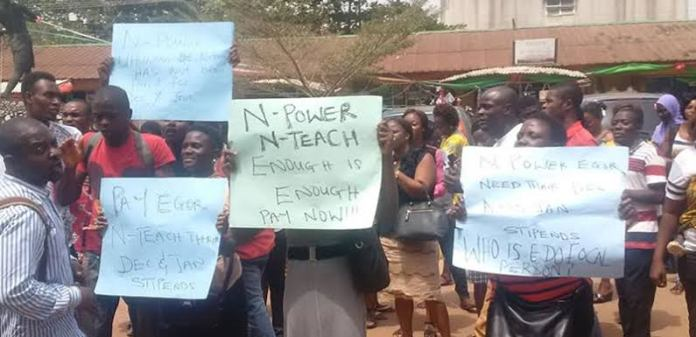 A Message For N-Power Beneficiaries