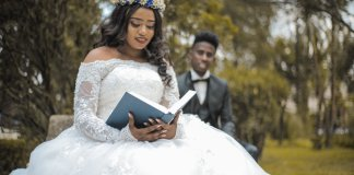 Bride Caught Doing It In Doggy Style With Her Ex-Boyfriend During Wedding Reception