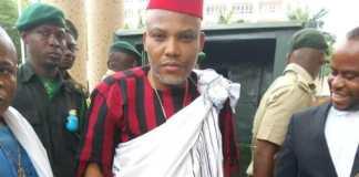 Igbo Lawmakers To Intervene, Meet Federal Govt Over IPOB Leader, Nnamdi Kanu
