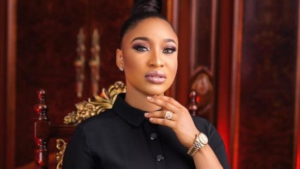 I'm Probably One Of The Most Controversial People On Earth - Actress, Tonto Dikeh