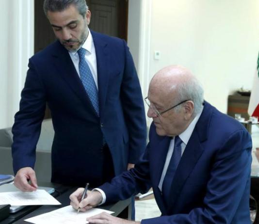 Lebanon Agrees New Govt To Tackle Economic Collapse