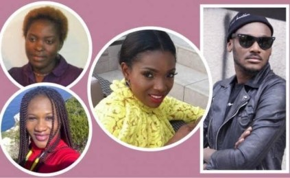 Meet 2face Idibia's Seven Children And Baby Mamas