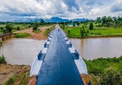 NEDC Reconstructs Adamawa Bridges Destroyed By Boko Haram After 7-Year