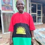Nollywood Veteran Chinwetalu Agu Wears Biafran Outfit