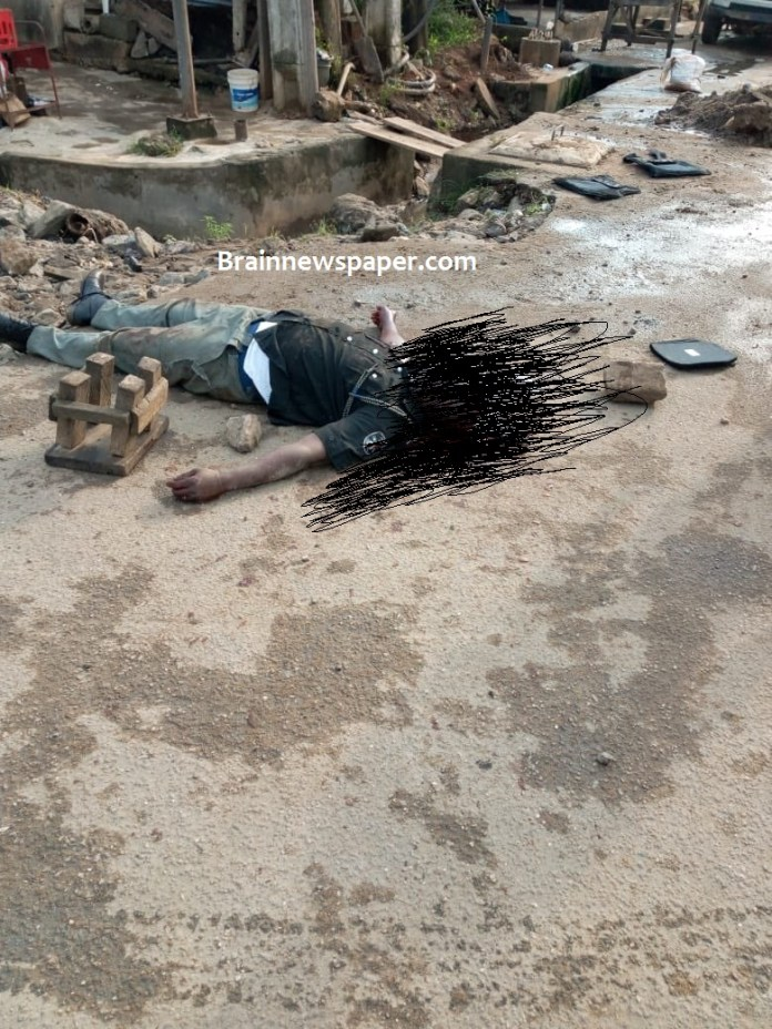 Okada Riders, Task Force War In Ajao Estate Leaves One Dead