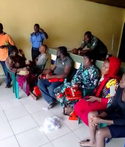 Police Rescue 5 Boat Passengers Abducted By Suspected Pirates On Rivers Waterways