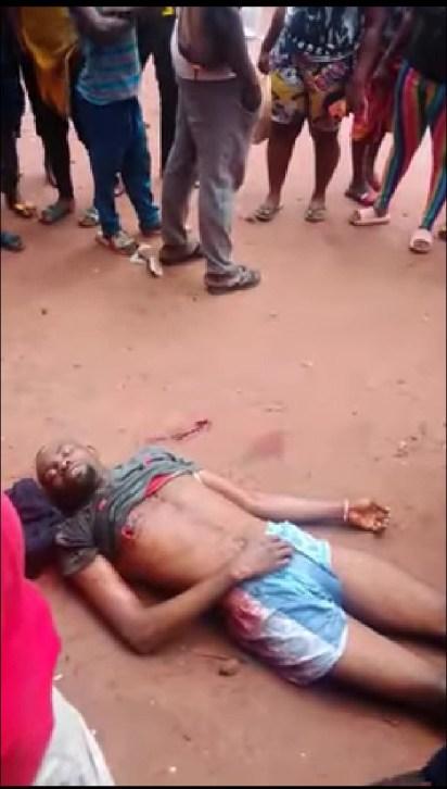 Police Shoot Man Dead In Abia