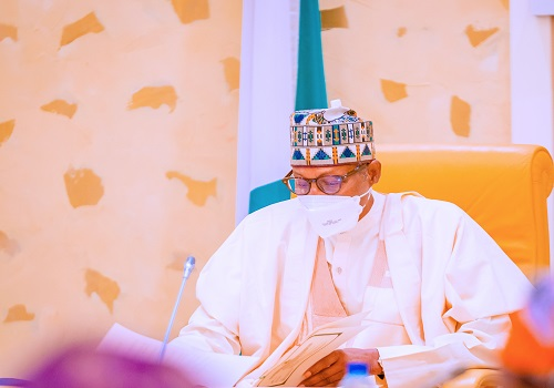 President Buhari Swears In 3 New INEC National Commissioners