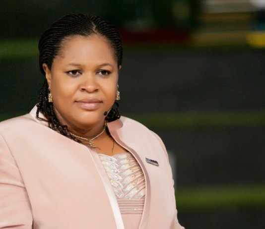 SCOAN Names TB Joshua's Wife, Evelyn As New Leader