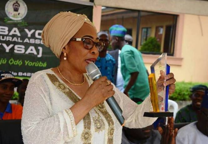 Wife Of King Sunny Ade Buried
