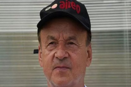 'It Was A Good Reaction' – Rohr Relieved After Nigeria Win