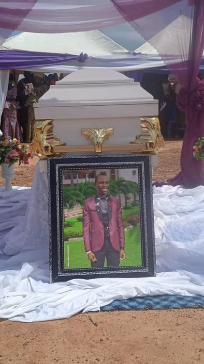 36-Year-Old NTA Staff Who Was Stoned To Death In Kogi Laid To Rest