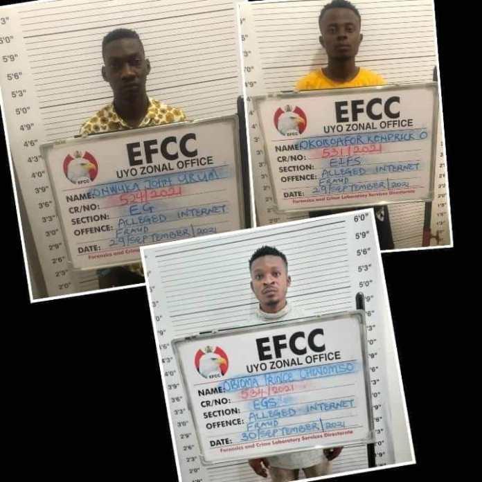 Court Convicts 3 Yahoo Boys In Calabar