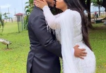 Davido's Cousin And Rapper, Sina Rambo Weds In Court