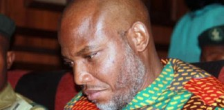 Full List Of Amended Charge Federal Govt Filed Against Nnamdi Kanu