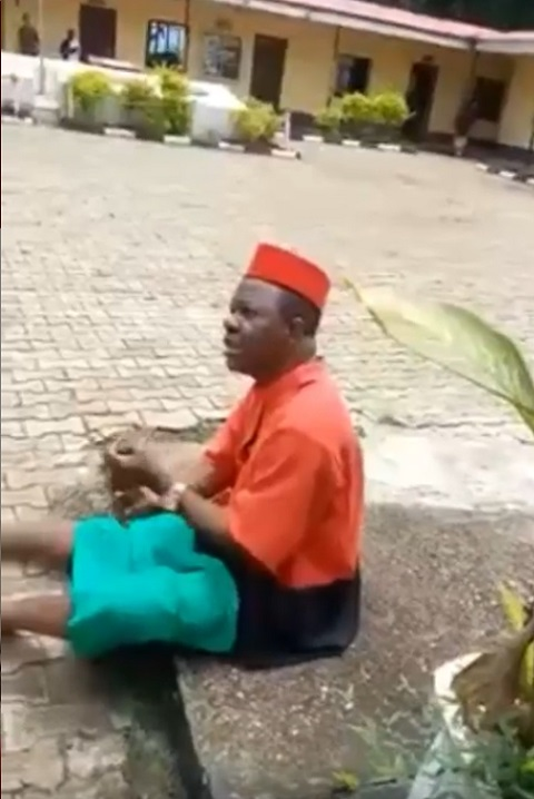 I Was Sharing Bread To Less Privileged When Soldiers Arrested Me - Chinwetalu Agu