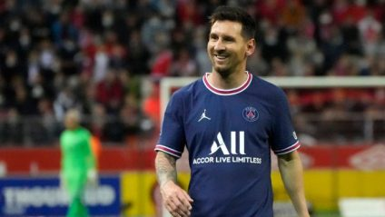 I didn't Make A Mistake Leaving Barcelona FC For PSG - Messi