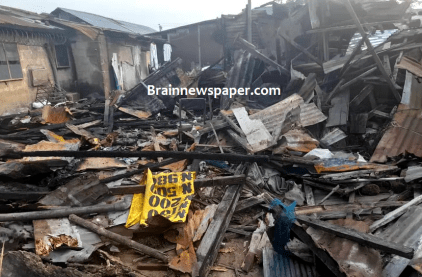 Mum Loses Baby To Candlelight Fire In Calabar