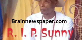 Nigerian Nan Dies Days To His White Wedding