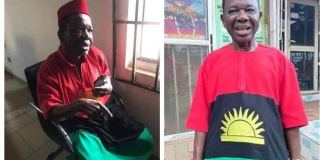 Soldiers Drag, Arrest Nollywood Actor, Chinwetalu Agu Over Biafra Outfit