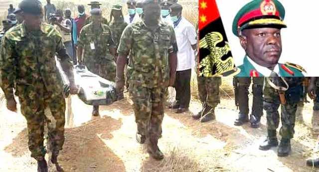 Army General, Alkali Missing Body Found
