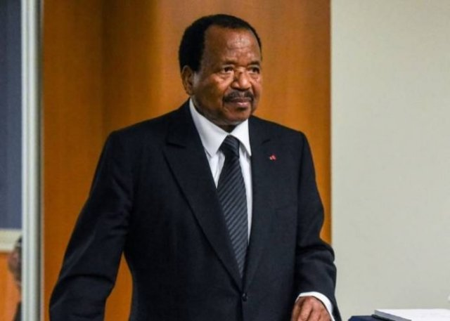 Cameroon Protesters Want Paul Biya To Step Down As President